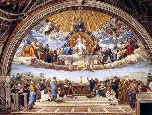 sacramento divino